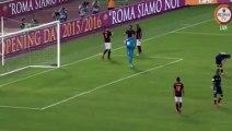 Edin Dzeko Second Goal for AS Roma vs Sevilla 3-0