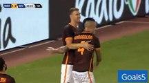 Nainggolan Goal AS Roma 4 - 0 Sevilla Friendly Match 14-8-2015
