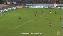 4-0 Radja Nainggolan Amazing Goal HD - AS Roma v. Sevilla - Friendly 14.08.2015 HD