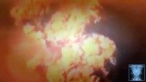 UFO News: Another UFO Seen Near The Calbuco Volcano Eruption In Chile. (2 Cameras) UFO