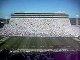 September 11th Tribute: Penn State Blue Band Halftime Show (Alabama Game 9-10-11)