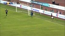 Mohamed Salah GOAL AS Roma 5 - 0 Sevilla Friendly Match 14.08.2015