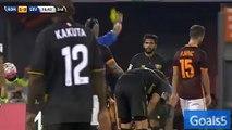 Totti Goal AS Roma 6 - 0 Sevilla Friendly Match 14-8-2015