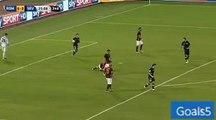 Suarez Goal AS Roma 6 - 1 Sevilla Friendly Match 14-8-2015