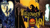 Let's Listen: Kingdom Hearts - Spooks Of Halloween Town (Extended)