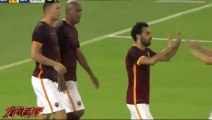 All Goals & Highlights HD | AS Roma 6:4 Sevilla - Friendly Match 14.08.2015