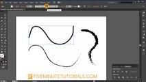 Adobe illustrator CS6 Pencil Brush Blob Brush Eraser Basics Tutorials 4