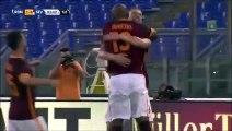 AS Roma Edin Dzeko goals