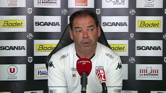 Foot - L1 - SCO : Moulin «Nantes est toujours très bon sur les débuts de saison»