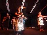 Tamaki Maori Village, Rotorua New Zealand Poi performance