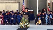 Graduation Speech - UC Berkeley Graduate Engineering Commencement