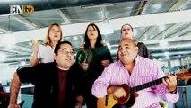 Colectivo de músicos canta a niños sobre respetar las diferencias