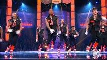 Mos Wanted Crew ABDC S7 Week 9 David Guetta & Gloving Challenge [EmazingLights.com]