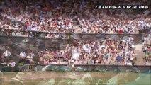 Serena Williams vs Venus Williams - Wimbledon 2009 Highlights [HD]