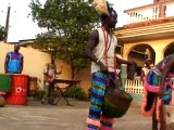 Baga Fote - Djembe, Dunun and Bote