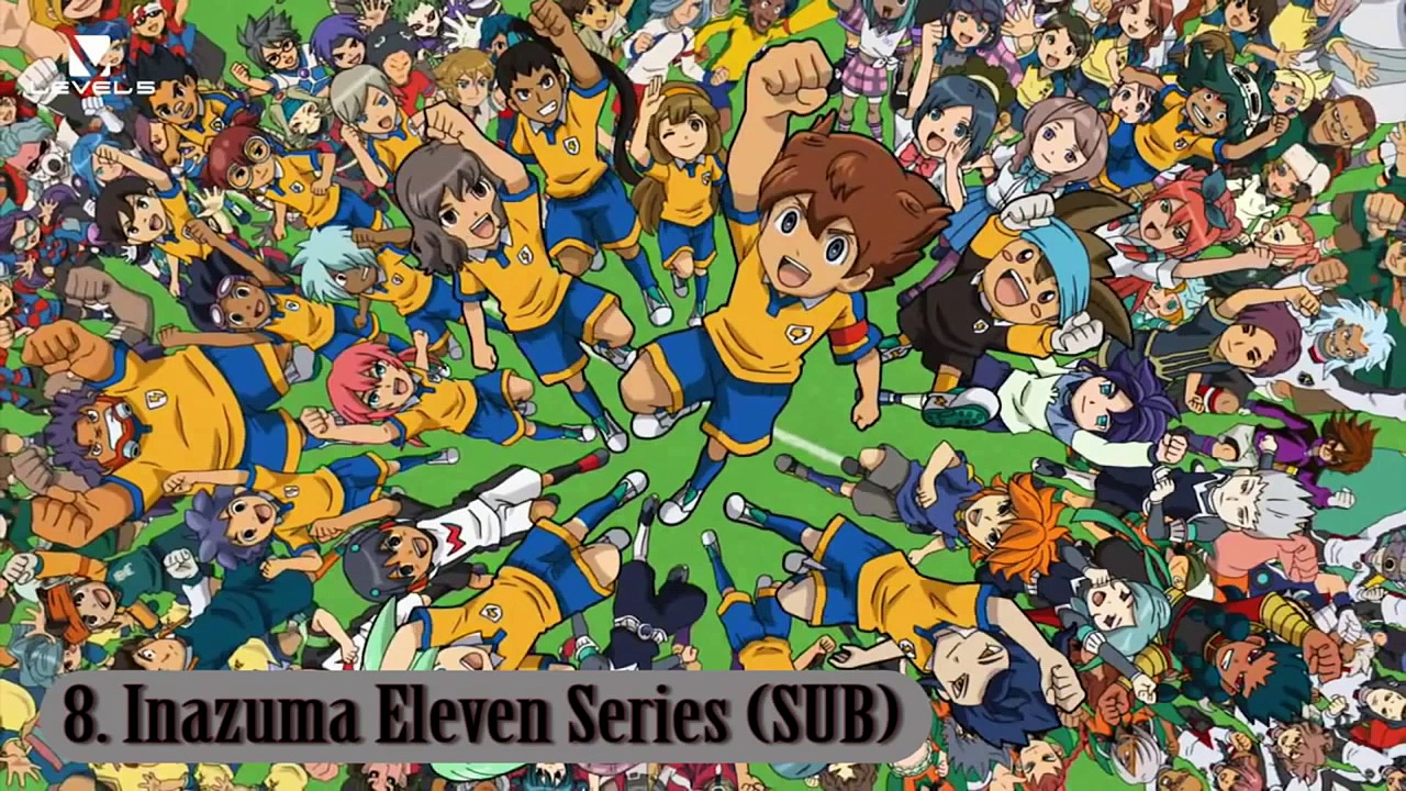 Top Ten Sports Anime