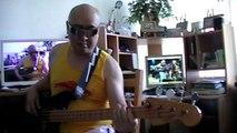 BILLY COBHAM feat. Novecento Nicolosi I want you back HD720 m2 Basscover Bob Roha
