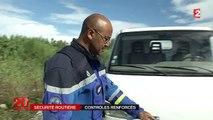 Sur les routes, les gendarmes renforcent leurs contrôles