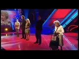 X Factor Auditionees (2005) Sing Live At Final