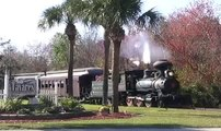 Tavares, Eustis & Gulf Railroad Orange Blossom Cannonball: Four Trips/Four Whistles; January 2013