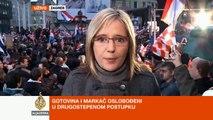 Slavlje u Hrvatskoj zbog oslobađanja generala - Al Jazeera Balkans