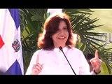 @Margarita en Villa Altagracia | Discurso inauguración de salas pediátricas | 1012.ene.26