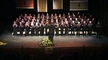 Cantares - Serrat / Machado - Coral Polifónica de Baeza - Concierto Benéfico a favor de Manos Unidas