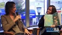 Megan Interviews Brandon Boyd of Incubus!