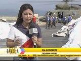 Yolanda-hit areas warned on missing explosives
