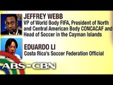 Seven FIFA officials arrested on corruption charges