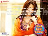 Aadha Ishq with lyrics
