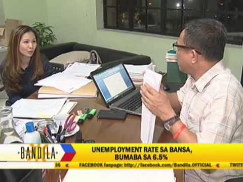 More Pinoys find jobs