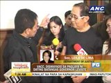 Punto por Punto: VACC dismayado sa paglaya ni dating Batangas Gov. Leviste