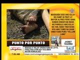 Punto por Punto: Rescue at relief operations sa Leyte pinulitika, ayon kay Tacloban Mayor Romualdez