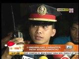 Three carjackers killed after seizing taxi