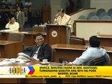 Cayetano fears long, tiring debate between Enrile, Miriam