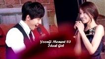 SNSD YoonA & Lee Seung Gi | YoonGi Moment #3 - Ideal Girl