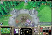 Warcraft 3 Reign of Chaos Undead campaign cinematics 2/3