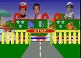 baby train - Chuk Chuk Karti Gari - Kids Animation Nursery Rhymes - Urdu Chuck Chuck Trainflv