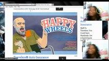 Happy tree friends Lets play: Happy wheels