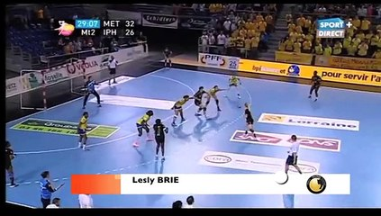 Highlights - Play-Offs 1/2 Finales Aller - LFH 14/15