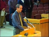 Invocation 2-13-14 before the Pensacola Florida City Council, calling for an end to invocations