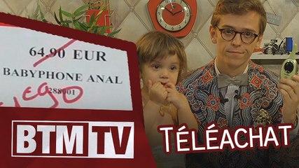 BTMTV #1 - Téléachat des fautes d'orthographe