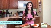 Top Spiral Vegetable Cutter Spiralizer Noodelizer Zucchini Noodles For Vegetarian Recipes