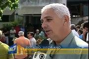 2009.03.13 - Corpos de estudantes mortos em acidente na BR-381 são enterrados - MGTV 1ª Edição