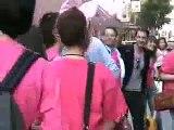 Panthères roses — Action Vanneste — 2 juin 2007