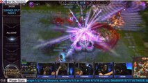 Sounds of the Game   Weeks 1 & 2, Spring 2015 (League of Legends LCS)