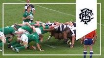 Barbarians 22-21 Ireland | HIGHLIGHTS