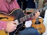 Leigh Jackson-1959 Gibson Jazz Guitar-Stella by Starlight