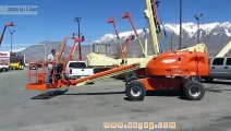 How to operate a JLG T350 man lift - video dailymotion